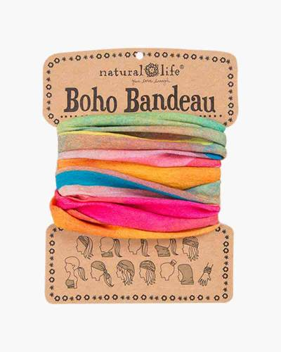 Boho Bandeau in Rainbow