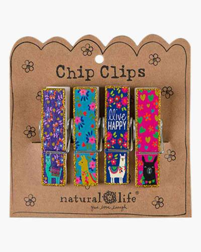 Llive Happy Chip Clips