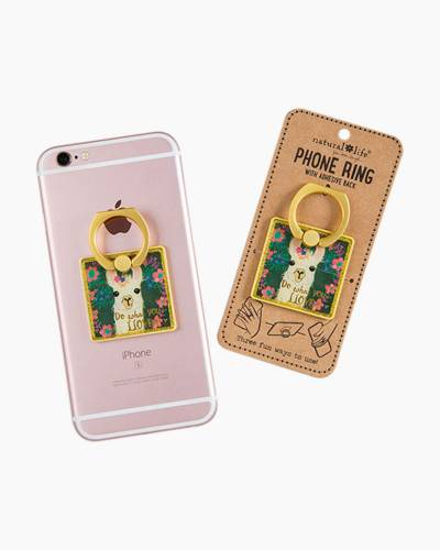 Do What You Llove Llama Phone Ring