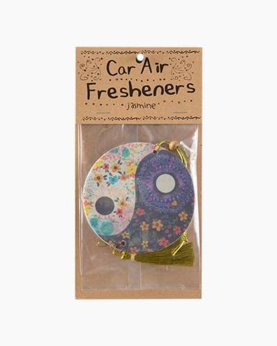 Yin Yang Car Air Fresheners
