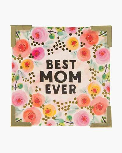 Best Mom Ever Corner Magnet
