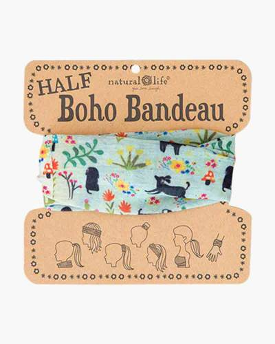 Dogs! Half Boho Bandeau