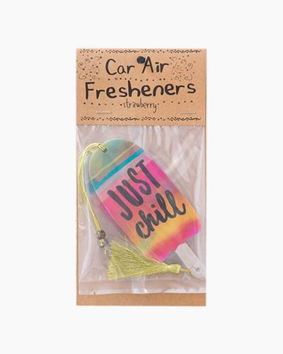 Just Chill Popsicle Air Fresheners