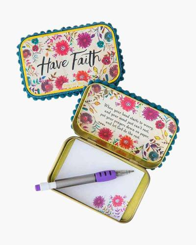 Have Faith Prayer Box