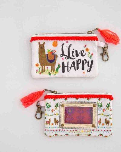 Llive Happy ID Pouch