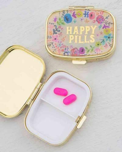 Happy Pills Pill Box