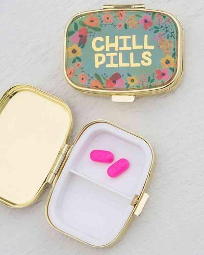 Chill Pills Pill Box