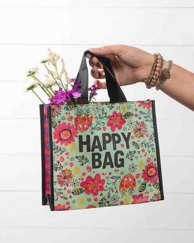 Happy Bag Medium Recycled Bag