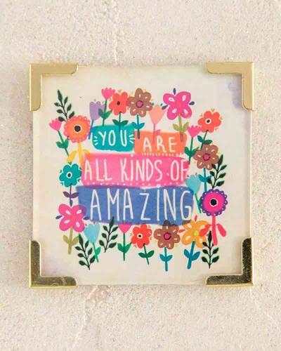 You Are Amazing Corner Magnet