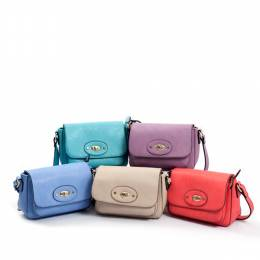 Simply Noelle Turn Key Crossbody Bag
