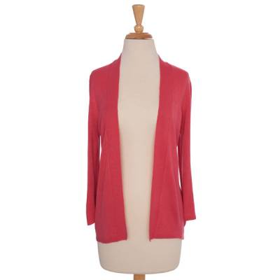 Coral Must Have Cardigan