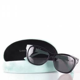 Simply Noelle Rhinestone Sunglasses with Case