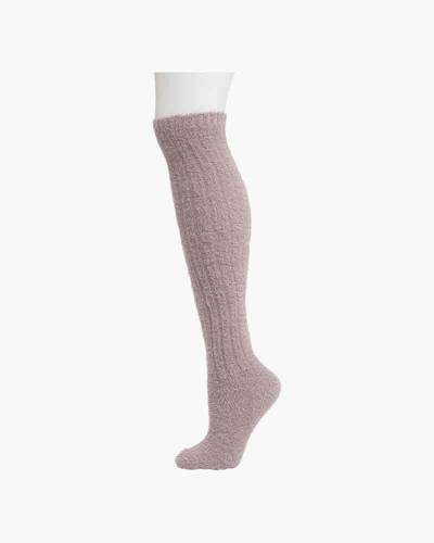Tall Solid Color Boot Socks