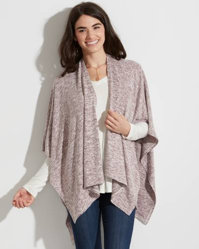Exclusive Soft Cardigan Wrap