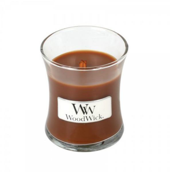 WoodWick Gingerbread Mini WoodWick Candle