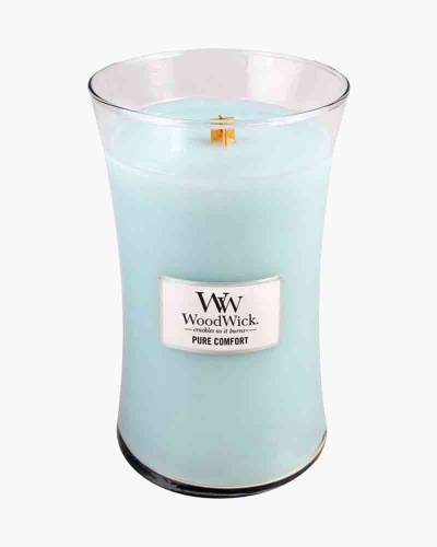 Pure Comfort Large WoodWick Candle