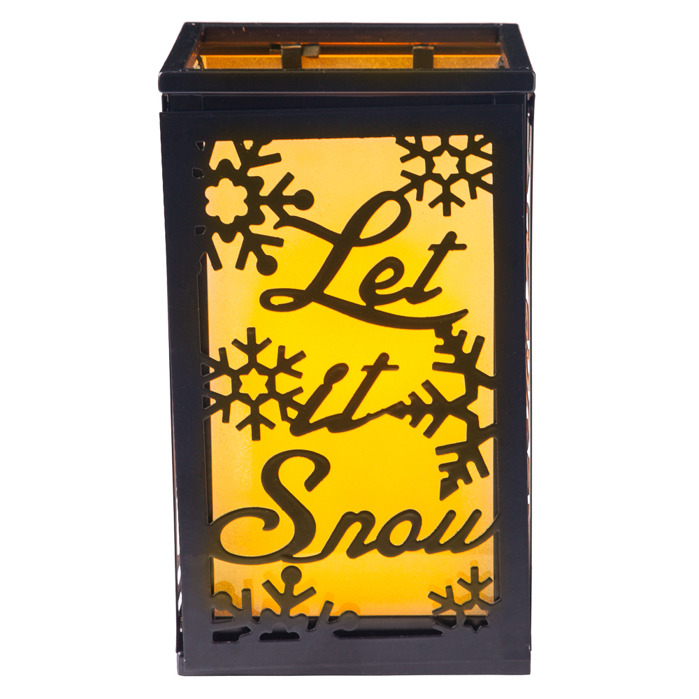 Opportunities, Inc. Seasonal Panels Lantern