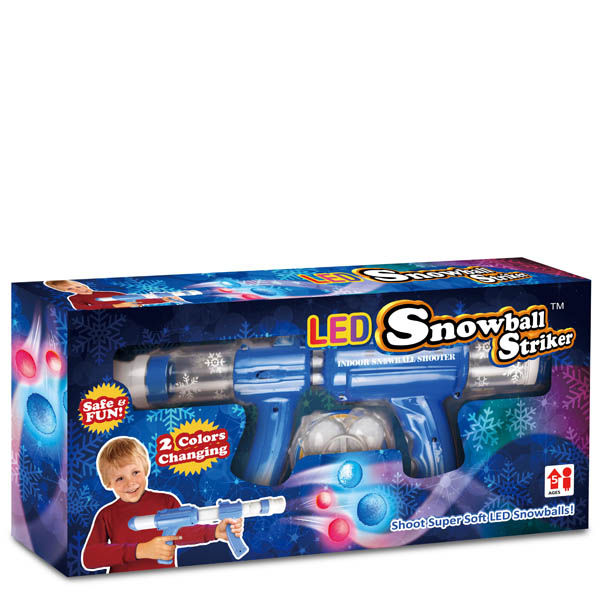Opportunities, Inc. LED Snowball Striker