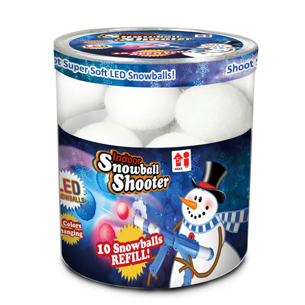 Opportunities, Inc. Snowball Striker Refill Pack