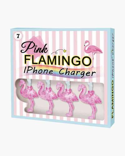 Flamingo Lights USB Charging Cord for iPhone