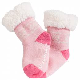 Mirabeau Baby Thermal Socks in Pink
