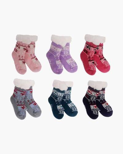 Holiday Baby Thermal Socks