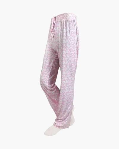 Pink Floral PJ Lounge Pants