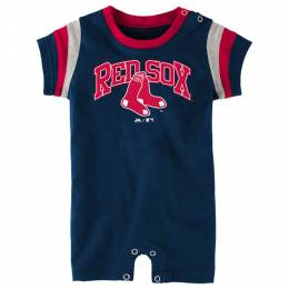 Reebok Boston Red Sox Toddler Romper