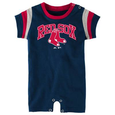Boston Red Sox Toddler Romper
