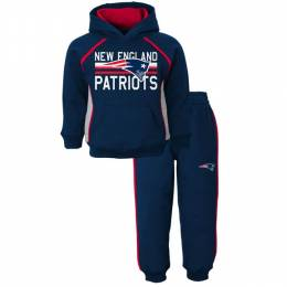 Reebok New England Patriots Fan Baby Fleece Set