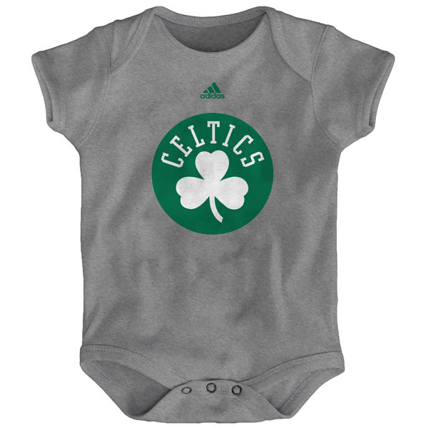 Reebok Boston Celtics Logo Infant One-Piece