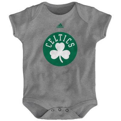 Boston Celtics Logo Infant One-Piece