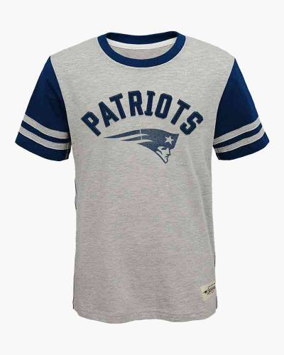 New England Patriots Youth The Legend Tee