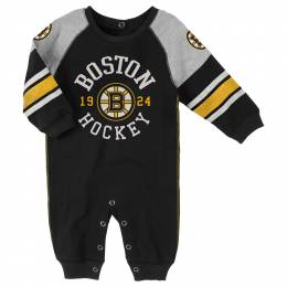 Outerstuff Accessories Boston Bruins Old Soul Baby Romper