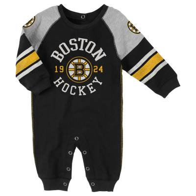 Boston Bruins Old Soul Baby Romper