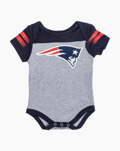 New England Patriots Baby Creeper