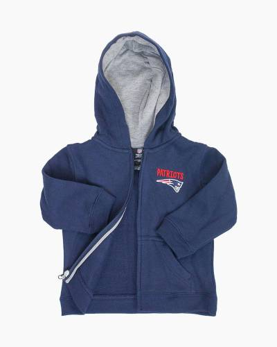 New England Patriots Red Zone Baby Hoodie
