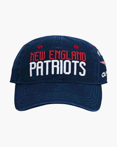 New England Patriots Baby My First Slouch Cap