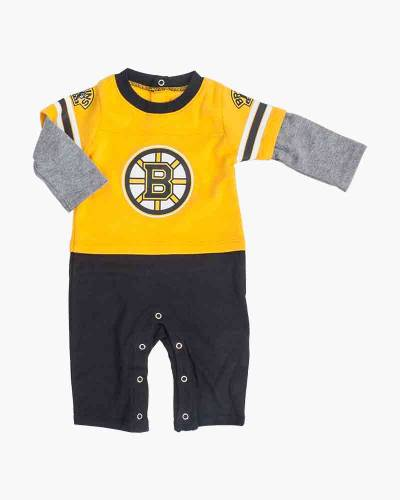 Boston Bruins Baby Goaltender Coverall