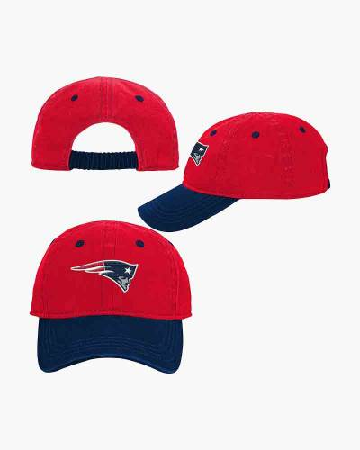 New England Patriots Infant Slouch Cap