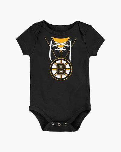 Boston Bruins Newborn and Infant Jersey Bodysuit