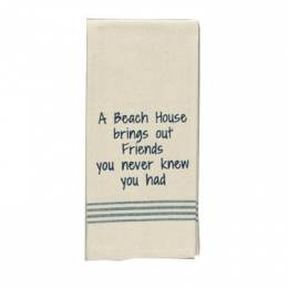 Park Designs Beach House Dishtowel
