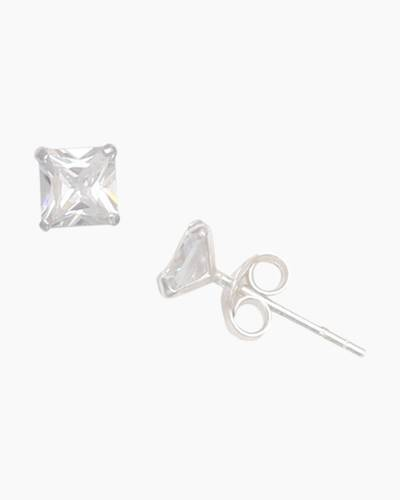 Cubic Zirconia Small Stud Earrings
