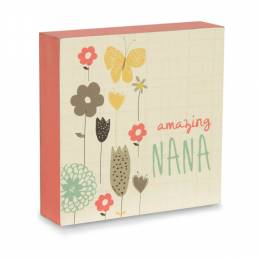 Pavillion Gift Co. Amazing Nana Plaque