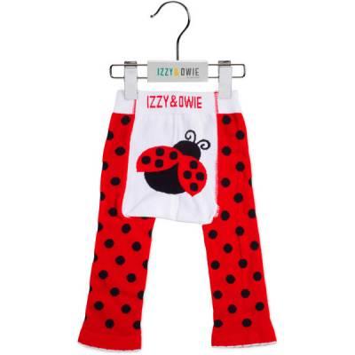 Ladybug Baby Leggings