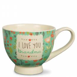 Pavillion Gift Co. Grandma Ceramic Mug
