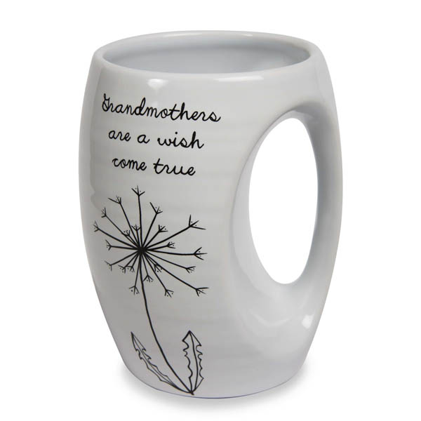 Pavilion Gift Co. Grandmothers Are a Wish Come True Mug