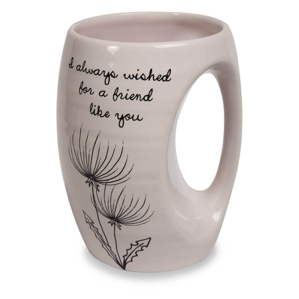 Pavilion Gift Co. Wished for a Friend Like You Mug