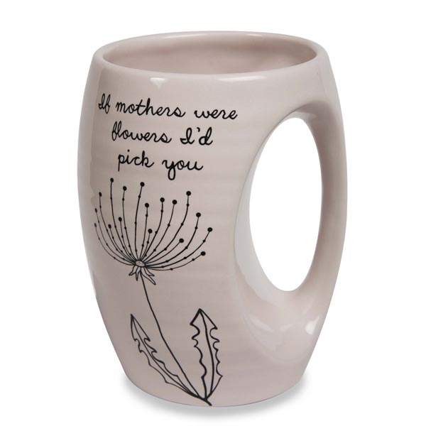 Pavilion Gift Co. If Mothers Were Flowers Mug