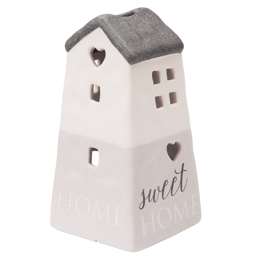 Pavillion Gift Co. Home Sweet Home House Tea Light Candle Holder